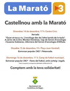 Castellnou amb la Marató