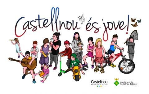 Castellnou és jove!